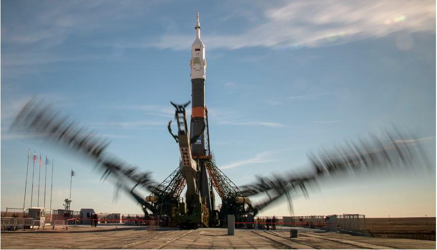 Tàu vũ trụ Nga đưa ba phi hành gia lên trạm ISS