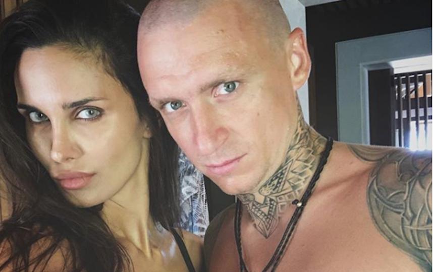 Алана и Павел. Фото Скриншот Instagram/alana_mamaeva