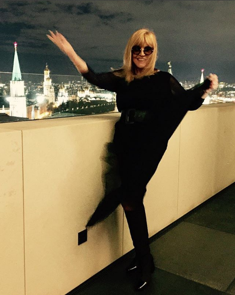 Скриншот instagram.com/maxgalkinru/?hl=ru.