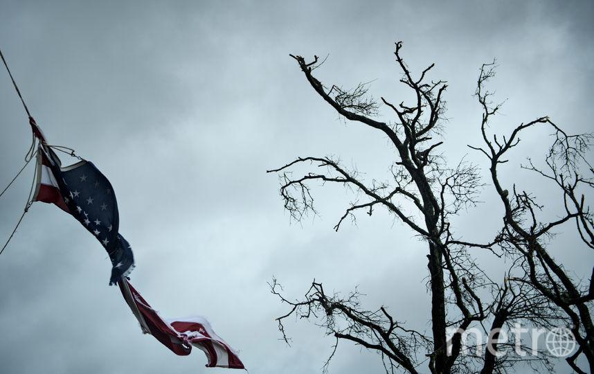 "Последствия урагана ""Майкл"". Фото AFP"