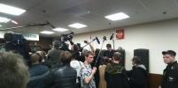Павла Мамаева по решению суда арестовали на два месяца