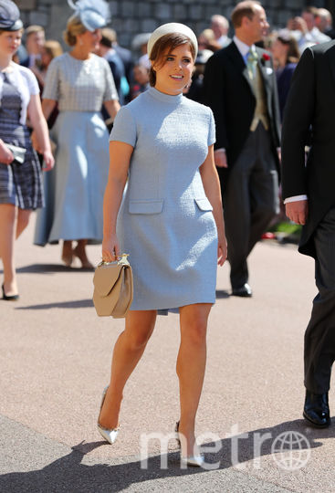 Принцесса Евгения - девятая в очереди на британский престол. Фото Getty