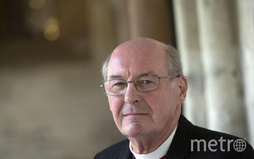 Службу будет вести старший священник часовни — преподобный Дэвид Коннер. Фото Getty