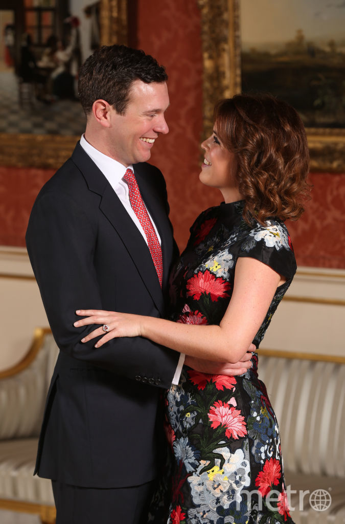 Сегодня замуж выходит 28-летняя внучка Елизаветы II Принцесса Евгения. Фото Getty