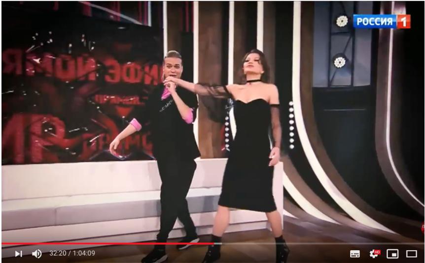 Скриншот видео YouTube / Пусть говорят (Прямой эфир).