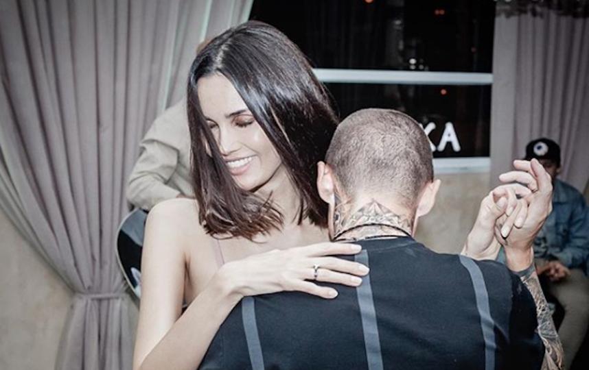 Алана и Павел Мамаевы. Фото Instagram/alana_mamaeva