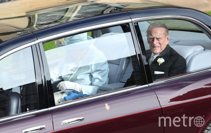 Принц Филипп. Фото Getty