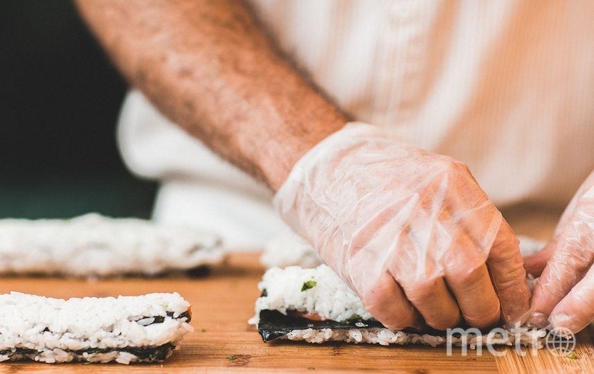 Кафе, где готовят суши, считаются в Петербурге одними из самых популярных. Фото https://pixabay.com