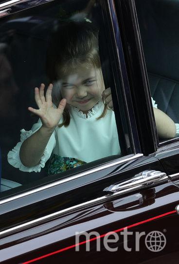 Дочь Кейт Миддлтон и принца Уильяма. Фото Getty