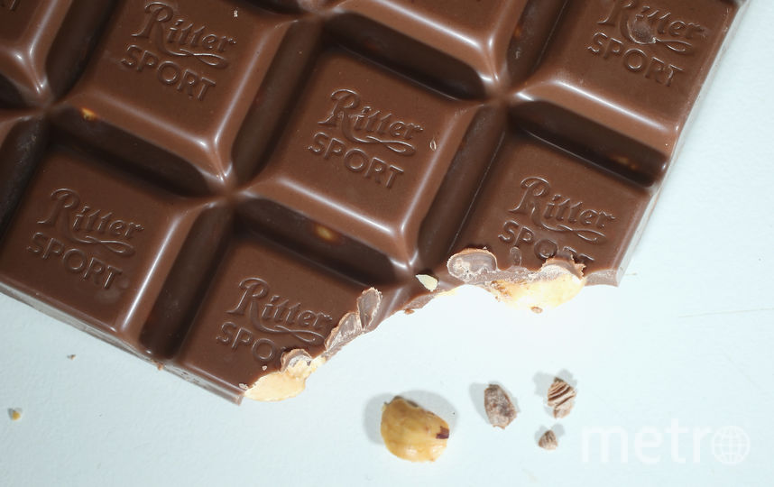 Шоколад. Фото Getty