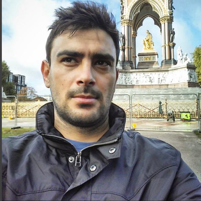 Мехди. Фото Скриншот Instagram: @mehdighadyanloo