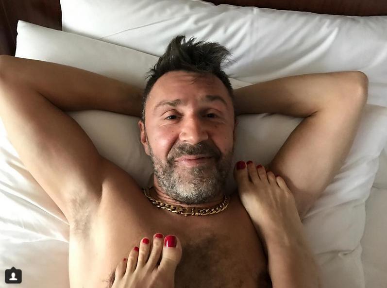 Сергей Шнуров. Фото Скриншот Instagram: @shnurovs