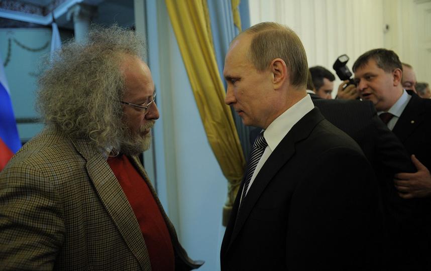 Алексей Венедиктов, фотоархив. Фото Wikipedia