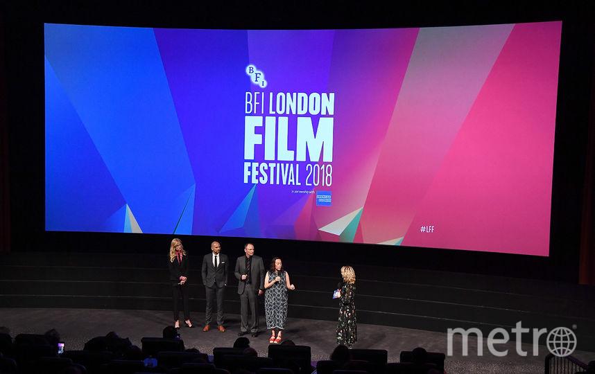 Николь Кидман в Лондоне. Фото Getty