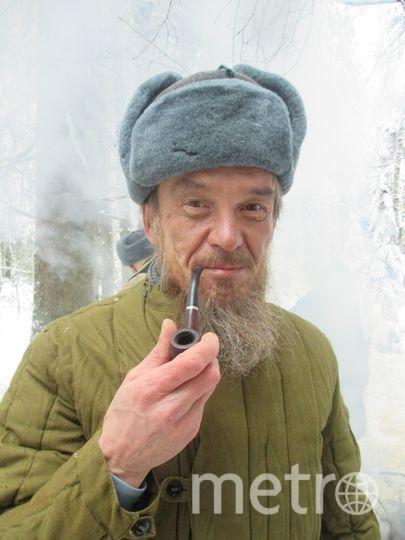 """9 съёмочных дней в месяц в среднем бывает у актёра эпизода Юрия Стебакова. Фото предоставлены Юрием Стебаковым, """"Metro"""""""