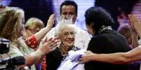 В Израиле прошёл конкурс красоты среди женщин, переживших Холокост: фото с показов