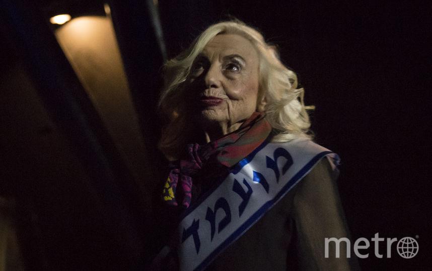 Участница конкурса Рита Касимов Браун, 85 лет. Фото Getty