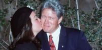 Хиллари Клинтон впервые высказалась о секс-скандале с Моникой Левински