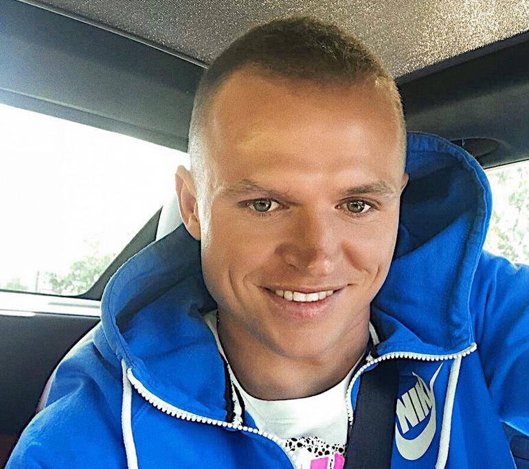 Дмитрий Тарасов, фотоархив. Фото скриншот https://www.instagram.com/tarasov23/