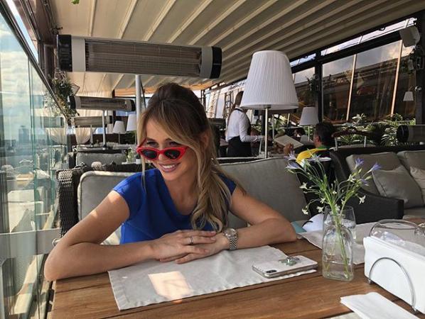 Анна Хилькевич. Фото Скриншот Instagram: annakhilkevich