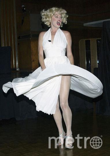 Развевающееся платье Монро. Фото Getty