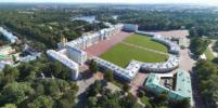 Екатерининский парк в Царском Селе переходит на зимний режим работы