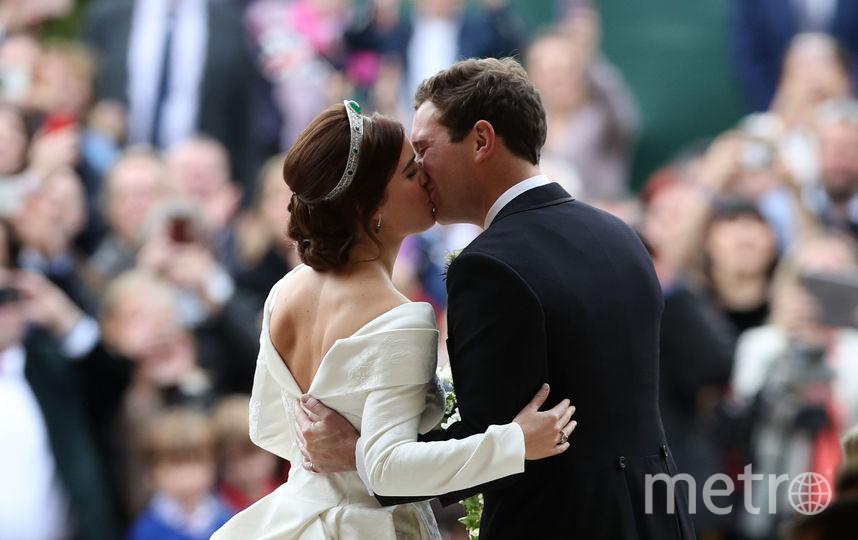 Свадьба принцессы Евгении. Фото Getty