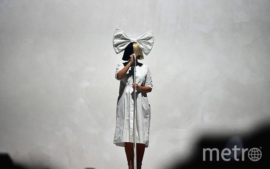 Sia. Фото Getty