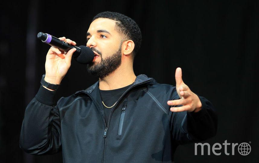 Drake. Фото Getty