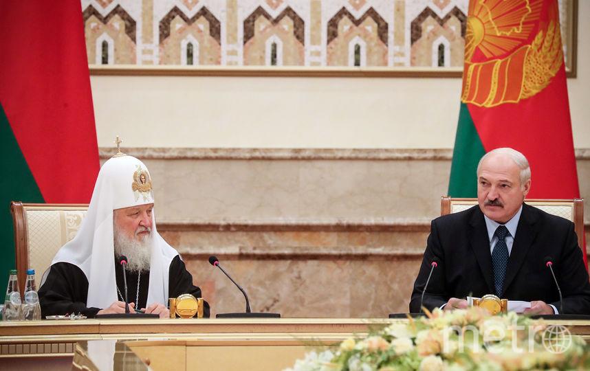 В связи с решением Константинополя по Украине, РПЦ решила разорвать отношения с Константинопольским патриархатом. Фото AFP