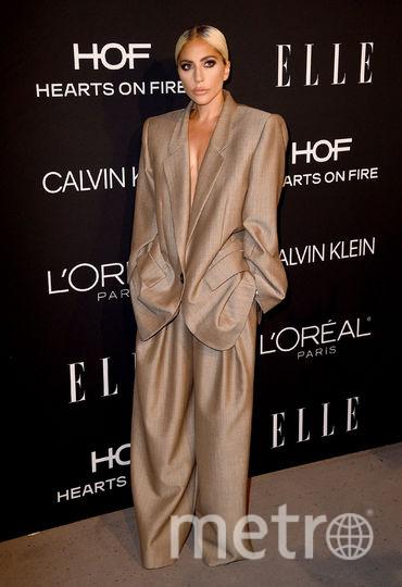 ELLE Women-2018. Леди Гага. Фото Getty