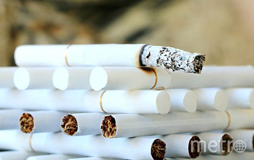 """Минздрав прорабатывает возможность введения """"обезличенных"""" пачек сигарет без логотипов. Фото Pixabay"""