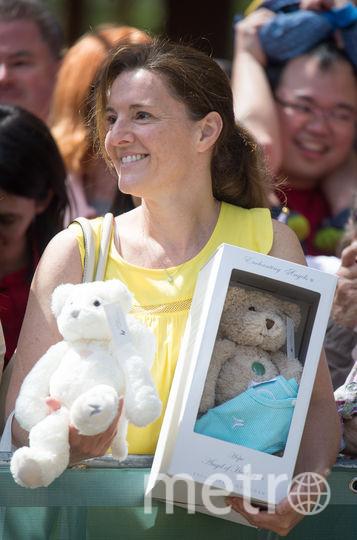 Горожане ждали визита принца Гарри и Меган Маркл. Фото Getty