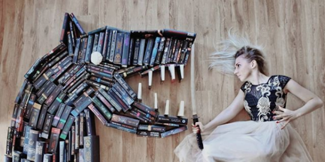 Элизабет Саган и её удивительные миры.
