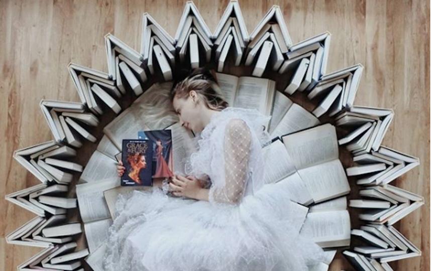 Элизабет Саган и её удивительные миры. Фото Instagram/elizabeth_sagan