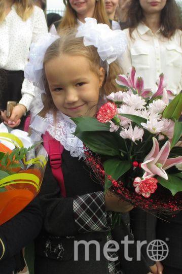 "Вероника Киселёва. Фото евгения панина, ""Metro"""