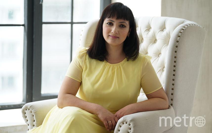 Айна Громова, психолог. Фото Предоставлено автором.