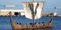 В Норвегии под землёй был найден корабль викингов