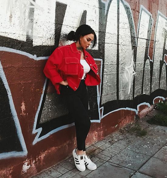 Полина Лобанова. Фото Скриншот Instagram: @pela_lobanova