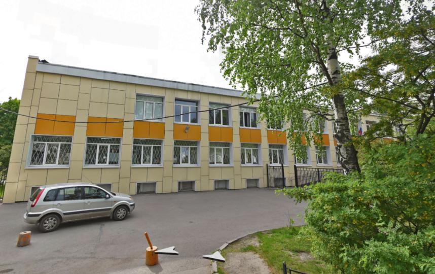 Школа №339. Фото Яндекс.Панорамы