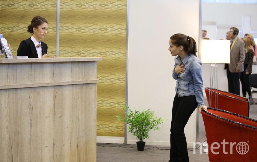 Виталия Яковенко в деле. Фото из личного архива Виталии Яковенко
