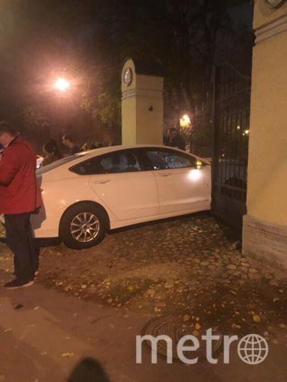 Фото с места ДТП на Литтовской. Фото https://t.me/Megapolisonline, vk.com