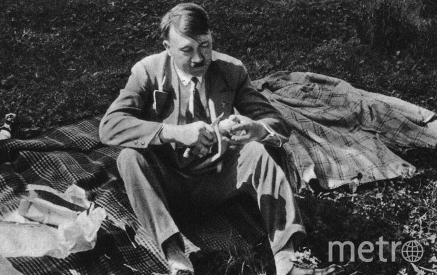 Лидер нацистской Германии Адольф Гитлер. Фото Getty