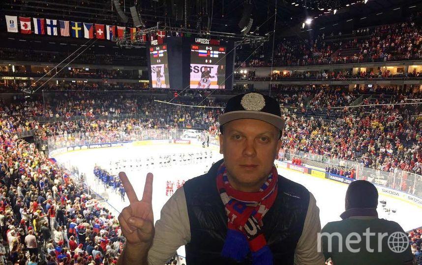 Сергей Светлаков. Фото Скриншот Instagram: @ssvetlakov