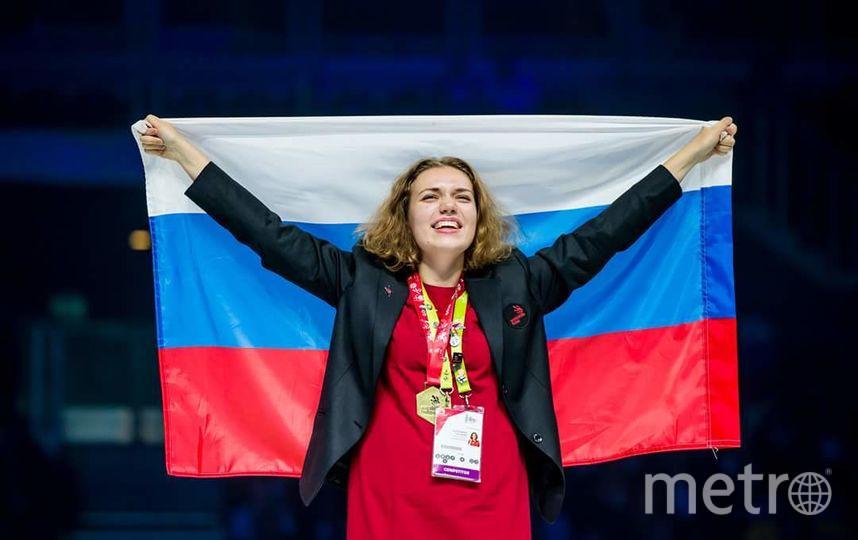 Участница конкурса Александра Валуйкина. Фото из личного архива Александры Валуйкиной