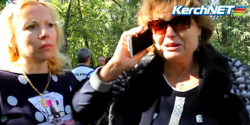 Директор керченского колледжа рассказала о том, как все происходило в момент нападения. Фото Все - скриншот YouTube