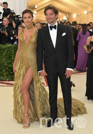 Брэдли Купер и Ирина Шейк. Фото Getty