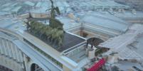 Петербургских руферов сняли с крыши Главного штаба