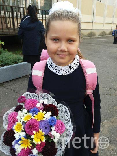 """Орлова Юлия Александровна. Фото """"Metro"""""""