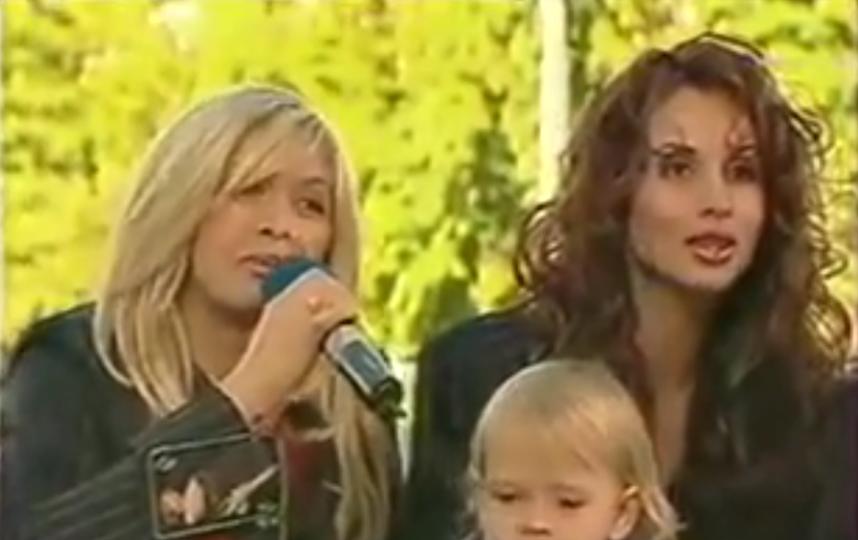 Светлана Лобода в молодости. Фото скриншот, Скриншот Youtube